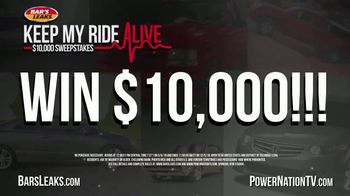 Bar's Leaks Keep My Ride Alive Sweepstakes TV Spot, 'Need Help?' - Thumbnail 8