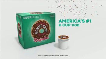 Keurig The Original Donut Shop Coffee TV Spot, 'Teachers' Lounge' - Thumbnail 10