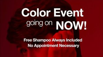 Fantastic Sams Color Event TV Spot, 'Better with Color' - Thumbnail 10
