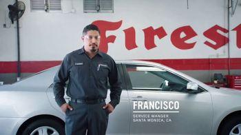 Firestone Complete Auto Care TV Spot, 'Meet Francisco' - Thumbnail 6