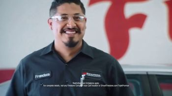 Firestone Complete Auto Care TV Spot, 'Meet Francisco' - Thumbnail 7