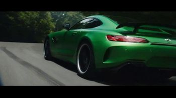 Mercedes AMG TV Spot, 'Fearless Is Fuel' [T1] - 172 commercial airings