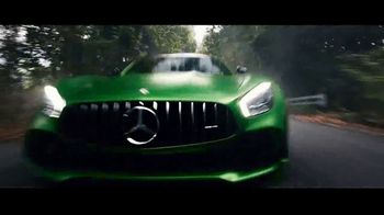 Mercedes AMG TV Spot, 'Fearless Is Fuel' [T1] - Thumbnail 10