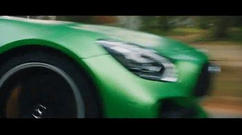 Mercedes AMG TV Spot, 'Fearless Is Fuel' [T1] - Thumbnail 8