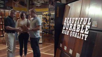 Lumber Liquidators TV Spot, 'Art and Science' - Thumbnail 5