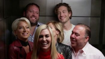 CouponCabin.com TV Spot, 'RHONY: Save Like Tinsley Mortimer' - Thumbnail 9