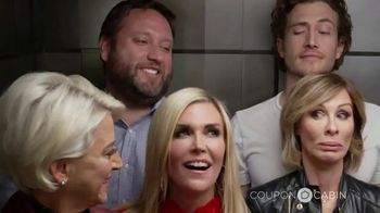 CouponCabin.com TV Spot, 'RHONY: Save Like Tinsley Mortimer' - 6 commercial airings
