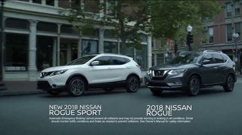 Nissan Tech for All Sales Event TV Spot, 'Latest Tech' [T2] - Thumbnail 6