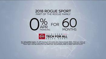 Nissan Tech for All Sales Event TV Spot, 'Latest Tech' [T2] - Thumbnail 8