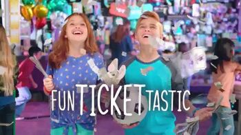 Chuck E. Cheese's TV Spot, 'Fun Break'