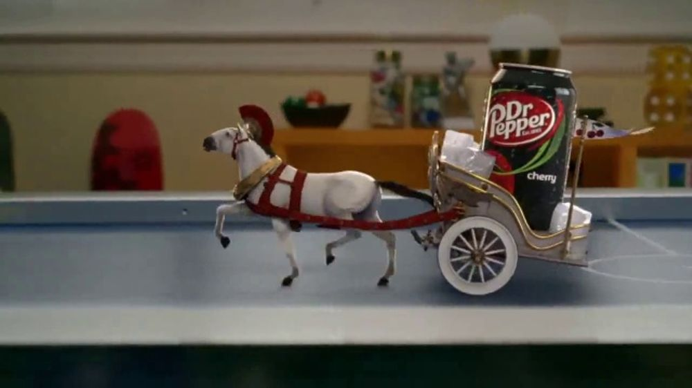 Dr Pepper Cherry TV Commercial, 'Tiny Wagon' - iSpot.tv
