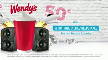 Wendy's That Frosty Life Sweepstakes TV Spot, 'New York City' - Thumbnail 6