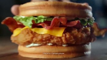 Burger King Sourdough Chicken Club TV Spot, 'In the Club' - Thumbnail 7