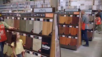 The Home Depot TV Spot, \'Unexpected\'
