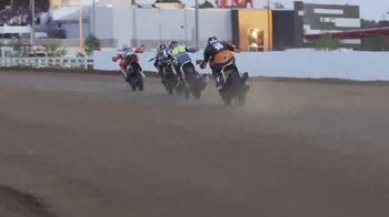 American Flat Track TV Spot, '2018 Indian Motorcycle Red Mile' - Thumbnail 5