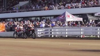 American Flat Track TV Spot, '2018 Indian Motorcycle Red Mile' - Thumbnail 7