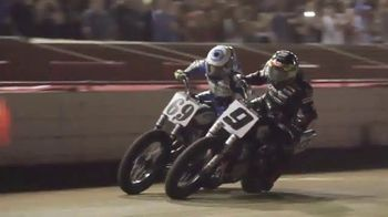 American Flat Track TV Spot, '2018 Indian Motorcycle Red Mile' - Thumbnail 8