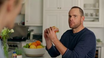 Dietz & Watson TV Spot, 'The Hama Lisa' Feat. Brooklyn Decker, Andy Roddick - Thumbnail 7