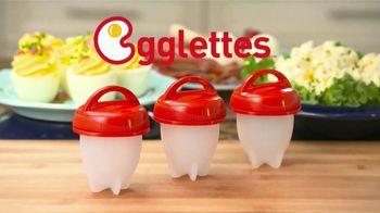 Egglettes TV Spot, 'Un huevo perfectamente hervido' [Spanish]