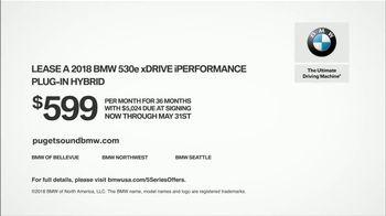 2018 BMW 530e xDRIVE iPerforrmance TV Spot, 'The Future' [T2] - Thumbnail 10