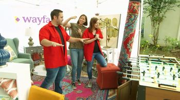 Wayfair TV Spot, 'TLC: Trading Spaces 904, Part Two' - 3 commercial airings
