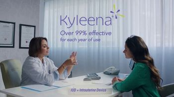 Kyleena TV Spot, 'Forget About Remembering' - Thumbnail 3