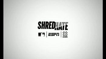 ESPN TV Spot, 'Shred Hate: Cole Hamels' - Thumbnail 6