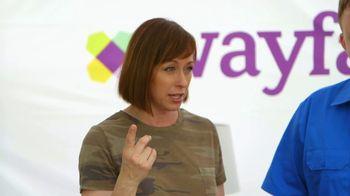 Wayfair TV Spot, 'TLC: Trading Spaces 904, Part One' - Thumbnail 5