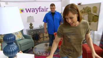 Wayfair TV Spot, 'TLC: Trading Spaces 904, Part One' - 3 commercial airings