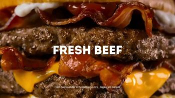 Wendy's Baconator TV Spot, 'Infinite Swagger' - Thumbnail 5