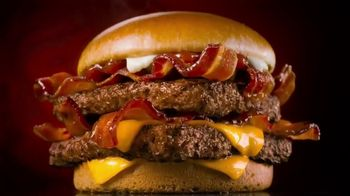 Wendy's Baconator TV Spot, 'Infinite Swagger' - Thumbnail 9