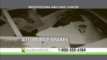 Allen & Nolte, PLLC TV Spot, 'Mesothelioma and Lung Cancer' - Thumbnail 4