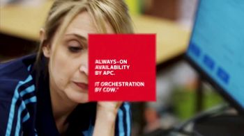 CDW IT Orchestration TV Spot, 'Bring Reliability Wherever, Whenever' - Thumbnail 9