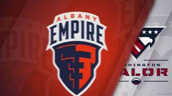 Albany Empire TV Spot, 'Home Field Advantage' - Thumbnail 3