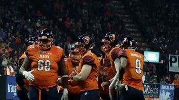Albany Empire TV Spot, 'Home Field Advantage' - 5 commercial airings