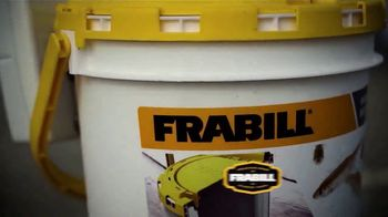 Frabill Insulated Bait Bucket TV Spot, 'Designed to Maintain' - Thumbnail 1