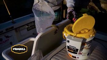 Frabill Insulated Bait Bucket TV Spot, 'Designed to Maintain' - Thumbnail 2