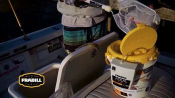 Frabill Insulated Bait Bucket TV Spot, 'Designed to Maintain' - Thumbnail 3