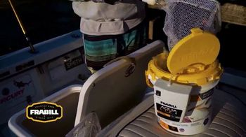 Frabill Insulated Bait Bucket TV Spot, 'Designed to Maintain' - Thumbnail 4
