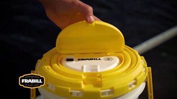 Frabill Insulated Bait Bucket TV Spot, 'Designed to Maintain' - Thumbnail 7
