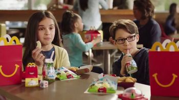 McDonald's Happy Meal TV Spot, 'Hasbro Games'