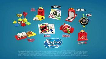 McDonald's Happy Meal TV Spot, 'Hasbro Games' - Thumbnail 9