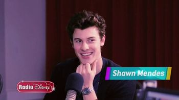 Radio Disney App TV Spot, 'Insider: Shawn Mendes' - 78 commercial airings