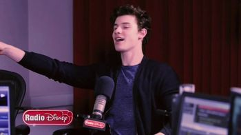 Radio Disney App TV Spot, 'Insider: Shawn Mendes' - Thumbnail 4