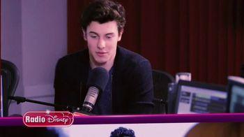 Radio Disney App TV Spot, 'Insider: Shawn Mendes' - Thumbnail 8