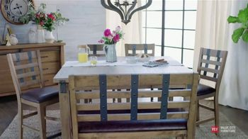 Value City Furniture Pre-Memorial Sale TV Spot, 'Urban Farmhouse' - Thumbnail 9