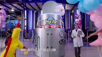 Baby Bottle Pop Lollipop With Popping Powder TV Spot, 'Lots of Silly' - Thumbnail 1