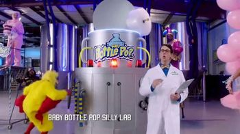 Baby Bottle Pop Lollipop With Popping Powder TV Spot, 'Lots of Silly' - Thumbnail 2