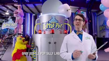 Baby Bottle Pop Lollipop With Popping Powder TV Spot, 'Lots of Silly' - Thumbnail 3