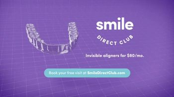 Smile Direct Club TV Spot, 'SmileShops Bring Straight Teeth to You' - Thumbnail 8
